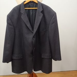 Joseph & Feiss Sport Coat, 52R, Lambswool